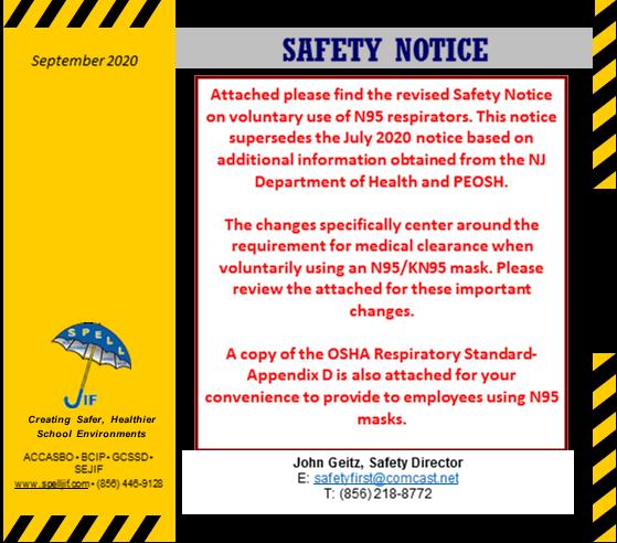 N95 Mask Bulletin