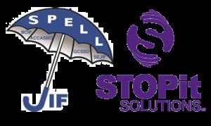 SPELLJIF+STOPit Partnership Logo